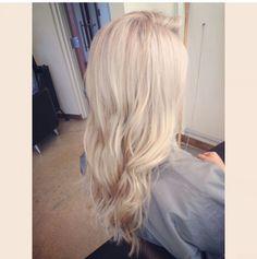 Pale Ice Blonde