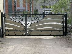 Wood Gates and Fences (4) | www.dabasformumebeles.lv - woode… | Flickr