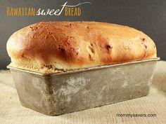Copycat Hawaiian Sweet Bread