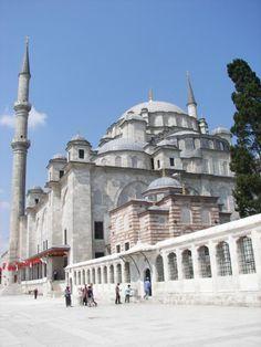 Mezquita de Fatih #estambul #turquia #mezquitas