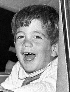 Jfk Jr Photograph - John Kennedy Jr. Smiles by Everett