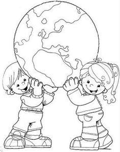 Enfants & le globe