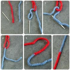 Knitting Techniques Joining Yarn Tips Ideas Loom Knitting, Knitting Stitches, Knitting Patterns, Crochet Patterns, Knitting Ideas, Knitting Needles, Knit Or Crochet, Crochet Crafts, Joining Yarn Crochet
