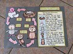 Create Your Balance With Literacy Stellaluna, Bats, Curriculum, Literacy, Create Yourself, Writer, Owl, Reading, Resume