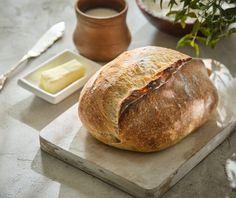 Βασική συνταγή για ψωμί | Συνταγή | Argiro.gr Top Recipes, Bread Recipes, Cooking Recipes, No Knead Bread, Food Categories, Bread Rolls, Dough Recipe, Baked Goods, Homemade