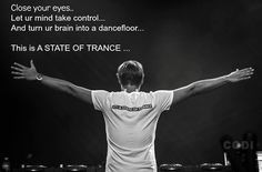 This is A STATE OF TRANCE