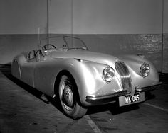 Car fitted with AWA radio. Max Dupain photo, c 1951.