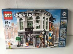 LEGO Creator Expert Box Set 10251 - BRICK BANK - 2380 Pieces Contents NEW SEALED
