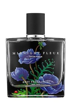 """Eau De Cold: 8 R29-Approved Wintry Fragrances #refinery29  http://www.refinery29.com/60867#slide-4  """"The patchouli and black amber in this fragrance give it a super-warm smell, so it's perfect for cold weather."""" — Gabrielle Korn, beauty assistant Nest Midnight Fleur Eau de Parfum Spray, $65, available at Sephora...."""