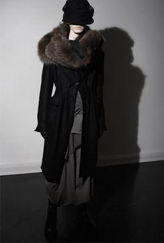 Ivan Grundahl Black Lace Up Boot