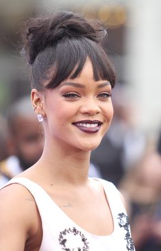 Rihanna's latest red carpet stunt was so sweet!