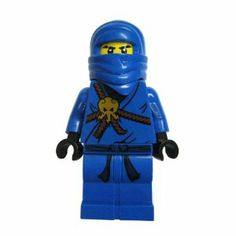 Lego Ninjago Retractable Pens 3 Packs - Black, Blue, Red, by LEGO. $20.99. Movable arms. Size: 2-1/2? x 4? x 1-1/4? (6.4 cm x 10.2 cm x 3.2 cm). Characters: Jay (Blue), Kai (Red), and Zane (White). LEGO Ninjago Retractable Pen 3 Pack. Ballpoint pen with body dock case shaped like a LEGO Ninjago minifig. Take them to work, keep them handy at home, or use them to take notes at school. Play with the figures and create your own battle scenes when you're not using them as pens.