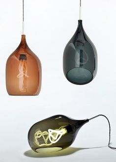 VESSEL LAMPS SERIES BY SAMUEL WILKINSON