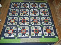 Jared takes a wife / Blackford Beauty Pattern by Bonnie Hunter