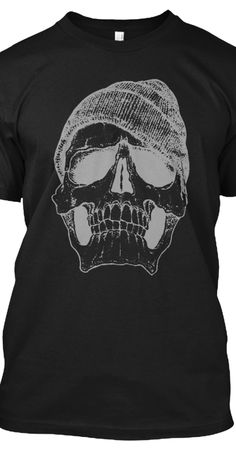Skull T Shirt | Click to Buy