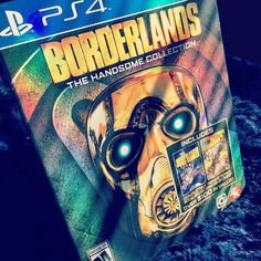 Borderlands The Handsome Collection! PS4 of course! And I just started my let's play of this on my YouTube channel :) Follow me on Instagram @ corporalcookie!