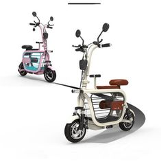 Electric Motorcycle Scooter Adult 2 Wheels Electric Scooters 580w