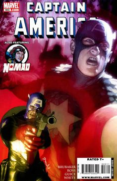 Captain America #603 - Two Americas, Part Two; Nomad in Conjunction, Part 2 (Issue)