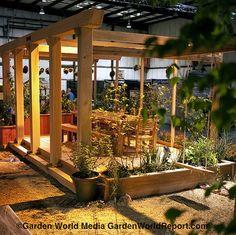 "Watch highlights from the San Francisco Flower and Garden Show on the ""Garden World Report"" show. Featuring:  Award winning gardens, Bonsai 101, Succulent Pavillion, Meet the Garden Magazine Writers and more!    http://edenmakersblog.com/?p=1831"