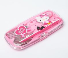 Hello Kitty Black Terrier Collection Spoon and Fork Set >>> For more information, visit image link.Note:It is affiliate link to Amazon.