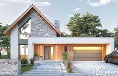 Modern Farmhouse Exterior, Bungalow Exterior, Facade House, House Facades, House Exteriors, Modern House Design, Exterior Design, Modern Architecture, My House