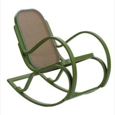 A bit of retro with a sprinkling of elegance and dollops of comfort – this in a nutshell describes the Rock Me rocking chair. Conceived by Italian designer Alessandra Baldereschi, the functional aim of the chair is to effectively provide those momentary instances of coziness in our modern rat race fueled world. In this regard, the core essence of the Rock Me harks back to the classic shape of the rocking chair. Wood Chair Design, Furniture Design, Outdoor Chairs, Outdoor Furniture, Outdoor Decor, Modern Style Homes, Rat Race, Rocking Chair, Core