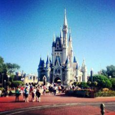 Disney World/Cinderella's Caslte