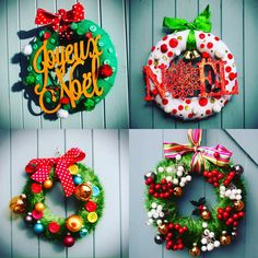 Christmas wreaths up for sale! £25 each plus P&P oldhaus.co.uk