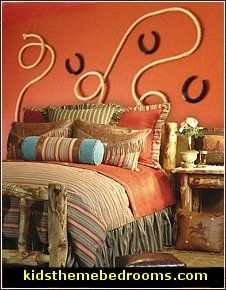 Superieur Wild West Bedroom   Decorate Girls Bedroom, Cowgirl Bedroom Decorating  Ideas   If We Went With Orange And Turquoise Instead Of Pink.