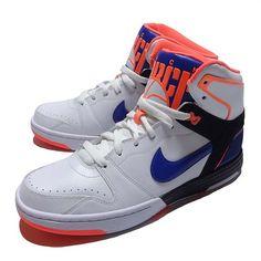 【Rakuten Ichiba】 ★ Free Shipping ★ NIKE MACH FORCE MID (525312-100) Nike Mach Force Mid White Synthetic Leather Basket Shoes Men's Shoes Nike sneakers regular store Buy: K-Pu TOWN