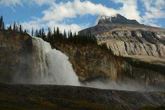 Emperor Falls -Mt. Robson Park