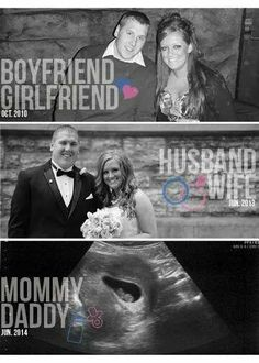 These 30 Couples Found The Best Way Ever To Announce Their Pregnancy. These Are…