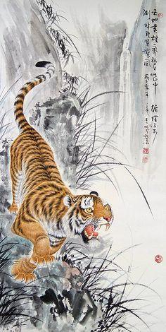 Китайская живопись.. Обсуждение на LiveInternet - Российский Сервис Онлайн-Дневников