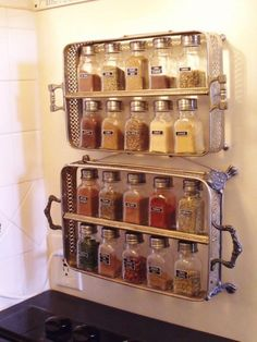 diy-home-decorating-ideas-Spice-Rack