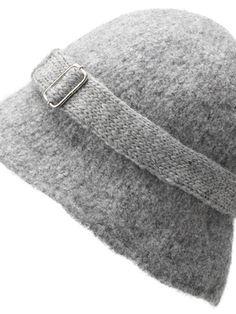 Huovutettu hattu Novita Joki   Novita knits