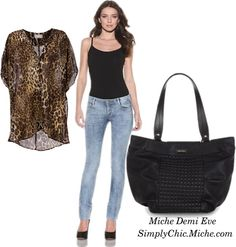 """Miche Demi Eve"" by miche-kat on Polyvore  http://www.simplychicforyou.com/"