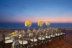 Now Amber Puerto Vallarta 4 - Love the on beach reception and dance floor