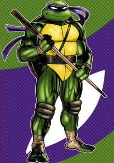 Donnie by Thuddleston.deviantart.com on @deviantART