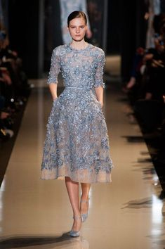 Elie Saab at Couture Spring 2013 - StyleBistro on imgfave