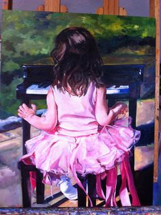 """The Little Maestro"" 2013, Amanda Dunbar"