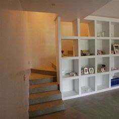 Librerie in cartongesso - Libreria in cartongesso moderna