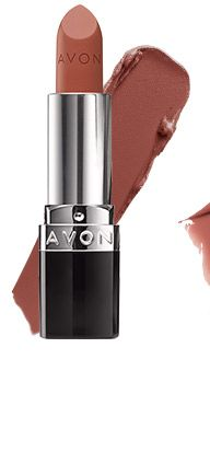 Shop Avon Online True Color Perfectly Matte Lipstick - Marvelous Mocha Reg Price $8 https://www.avon.com/product/avon-true-color-perfectly-matte-lipstick-57697?rep=BeautifulwithTracy #Avon #Makeup #Lipstick #TrueColor