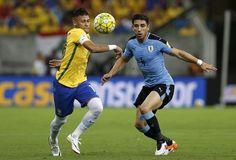 Brazil 2 - 2 Uruguay - Fresh Highlights Brazil, Highlights, Running, Sports, Fresh, Uruguay, Racing, Hs Sports, Keep Running