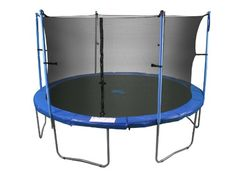 Black Friday 2014 Upper Bounce Trampoline and Enclosure Set Equipped with The New Upper Bounce Easy Assemble Feature, 12-Feet from Upper Bounce Cyber Monday