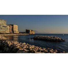 Check and follow my profile! Thanks!24 dicembre (parte II) 24th december (part II) -- #napoli #naples #casteldellovo #sea #panorama #landscape #landscapephotography #ph #photo #photography #photograph #foto #fotografia #mobile #mobilephotography #instaoftheday #instagood #instago #horizon #colours #sky #tramonto #sunset #shutterguild #bestoftheday #picoftheday #travel #wanderlust #journey #instagram