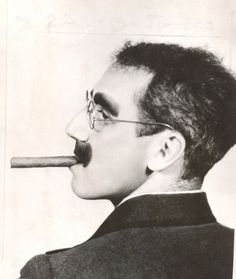 """The secret of life is honesty and fair play, if you can fake that, you've succeeded."" Groucho Marx"
