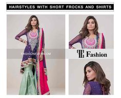 best party hair for medium hair eid party hairstyles with short frocks shirts and peplum