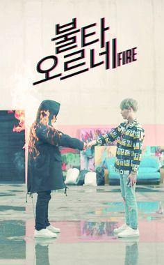 BTS Fire!!!!!