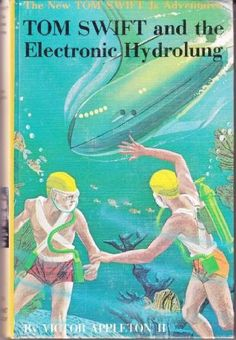 Tom Swift and the Electronic Hydrolung (The New Tom Swift Jr. Adventures, No. 18): Victor Appleton II: 9780448091181: Amazon.com: Books