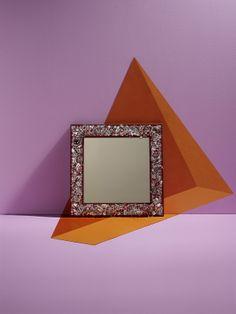 Hermès Petit h - Square mirror #hermes #petith